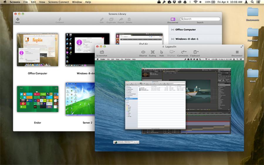 3راه آسان برای به اشتراک گذاشتن صفحه ی Mac