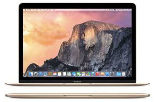 """Picture of Apple MacBook """"Core M"""" 1.2 12"""" (Early 2015) Specs"""